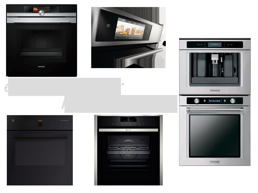 Four encastrable haut de gamme for Cuisiniste allemand haut de gamme