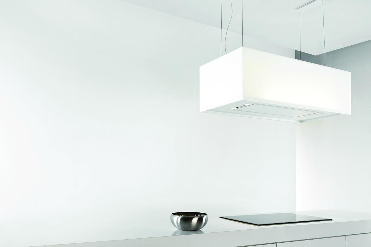 Hotte design novy zen for Aspiration hotte cuisine