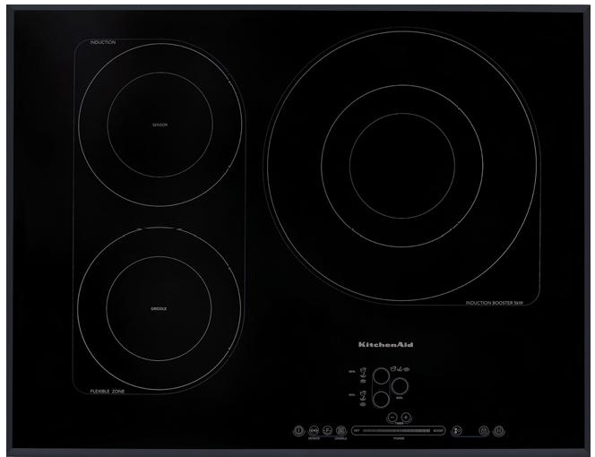 plaque induction kitchenaid ustensiles de cuisine. Black Bedroom Furniture Sets. Home Design Ideas