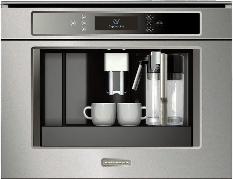 machine espresso kitchenaid. Black Bedroom Furniture Sets. Home Design Ideas