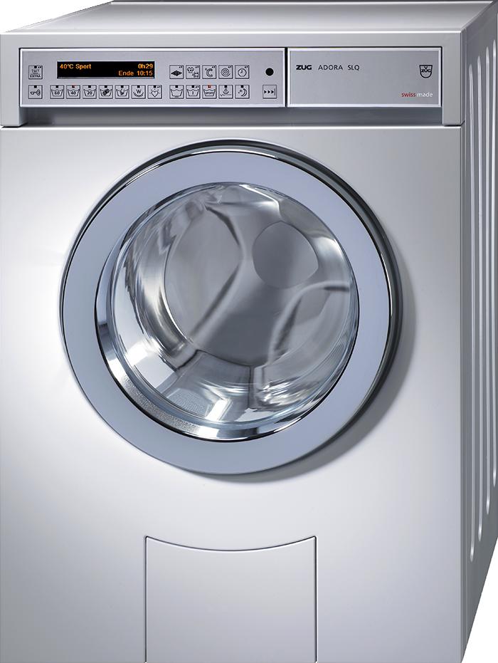 Lave linge v zug adora slq - Laver machine a laver vinaigre ...